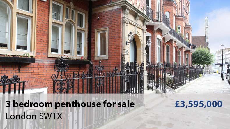 Lennox Gardens Property for Sale
